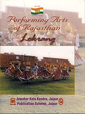 Performing arts of Rajasthan: lok-rang.: Singh, Chandramani (Ed.):