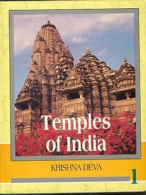 Temples of India. 2 volumes.: Deva, Krishna :