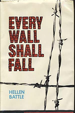 Every wall shall fall.