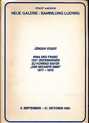 Jürgen Vogdt : Nina u. Franz, 1297: Vogdt, Jürgen: