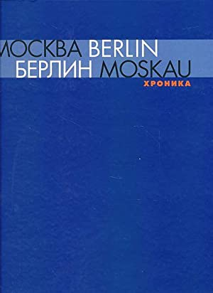 Moskva - Berlin, Berlin - Moskau, 1950: Zorin, Andrej L.: