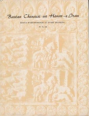 Bastan Chenassi va Honar-e Iran. Revue d'Archéologie: Pourmand, Abdol-Ali und