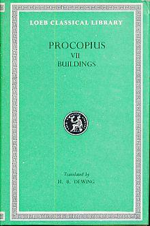 Procopius. Volume 7: Buildings and General index: Prokopios von Caesarea: