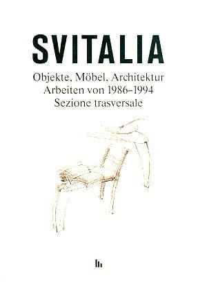 Möbel, Objekte, Architektur. Ausgewählte Arbeiten 1986: Guempel, Susann Und