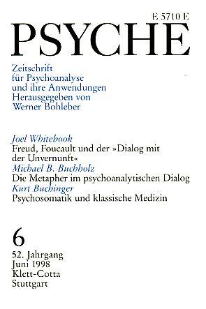 Sexualisierung psychoanalyse