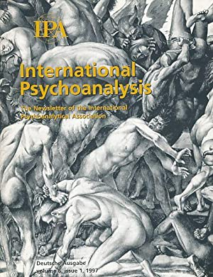 Vol. 6; issue 1; 1997. International Psychoanalysis.: Nosek, Leopold (Hrsg.):