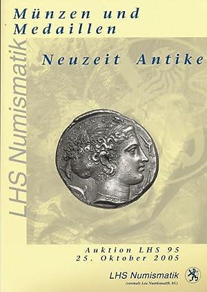 Münzen Und Medaillen Neuzeit Antike Auktion Lhs 95 2005 Lhs