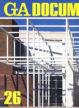 Global Architecture Document 26. GA Document 26.: Futagawa, Yukio (Ed.):