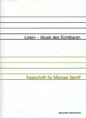Linien - Musik des Sichtbaren. Festschrift für: Zeitler, Kurt (Hg.):