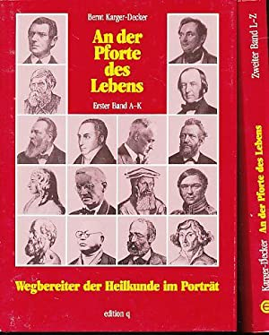 An der Pforte des Lebens. 2 Bände.: Karger-Decker, Bernt: