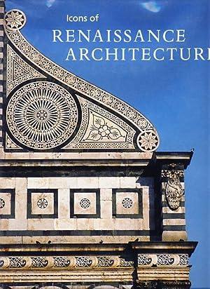 Icons of Renaissance Architecture.: Markschies, Alexander: