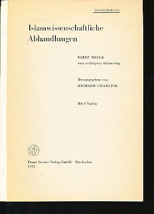 Islamic book forgeries from Iran.: Frye, Richard N.: