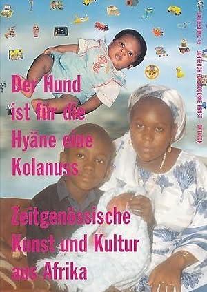 Der Hund ist für die Hyäne eine: Mayer-Himmelheber, Clara (Hrsg.):