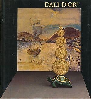 Dali d'Or. Hommage á Salvador Dali. 20: Dali, Salvador und