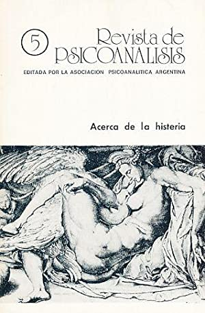 Acera de la histeria. Nr. 5. 1986.