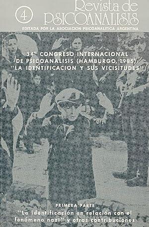 34. Congreso International de Psicoanalisis (Hamburgo, 1985)
