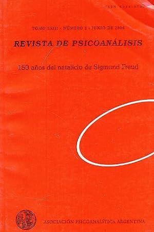 150 anos del natalicio de Sigmund Freud.