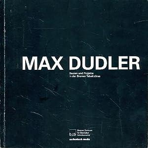 Max Dudler. Bauten und Projekte in der: Dudler, Max: