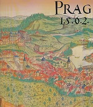 Prag 1562 : das Prager Stadtpanorama aus: Kozák, Jan und