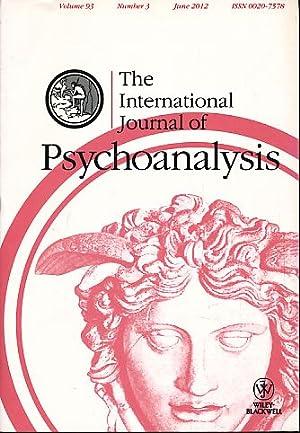 Joseph fernando psychoanalysis and sexuality