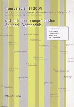 distancation - compréhension | Abstand - Verständnis.: Hausbei, Kerstin, Franck