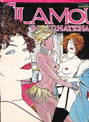 Glamour International Magazine Numero 2, Aprile 1985.: Brunoro, Gianni, Stefano