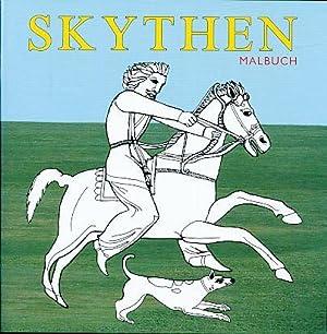 """Skythen. Malbuch zur Ausstellung """"Im Zeichen des: Staatliche Museen zu"""