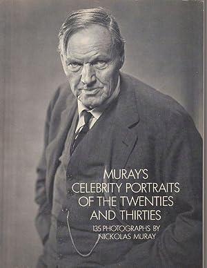 Muray's Celebrity Portraits of the Twenties and: Muray, Nickolas: