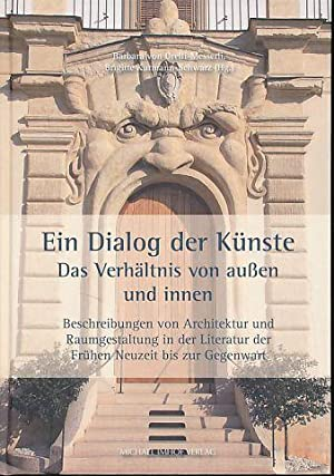 Ein Dialog der Künste. Das Verhältnis von: Orelli-Messerli, Barbara von
