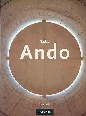 Tadao Ando. Philip Jodidio. [French transl.: Simone: Ando, Tadao: