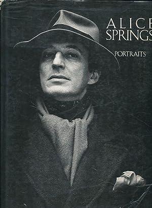 Alice Springs. Portraits. Introducion Christian Caujolle.: Springs, Alice: