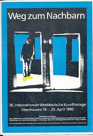 Katalog der 36. Internationalen Kurzfilmtage Oberhausen. Weg: Coldewey, Jochen, Klaus