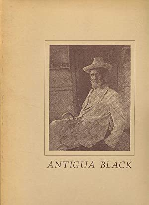 Antigua Black. Portrait of an Island people. Text by Gregson Davis.