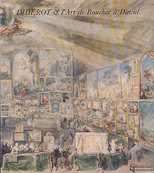 Diderot et l'art de Boucher à David.: Sahut, Marie Catherine