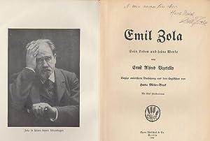 Emil Zola. Sein Leben und seine Werke.: Zola, Émile: