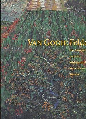 Van Gogh: Felder : das Mohnfeld und: Nierhoff, Barbara and