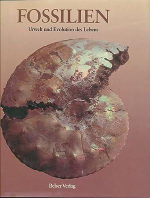 Fossilien. Urwelt und Evolution des Lebens. Fotos: Eldredge, Niles und