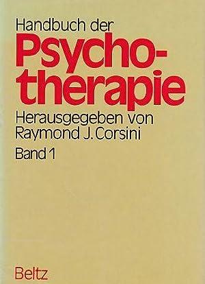 2 BÄNDE) Handbuch der Psychotherapie.: Corsini, Raymond J.