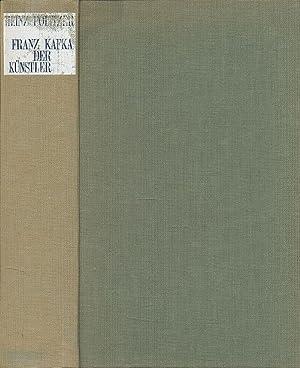 Franz Kafka, der Künstler.: Politzer, Heinz: