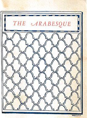 The Arabesque. Creative Writing by Students of the American University at Cairo .