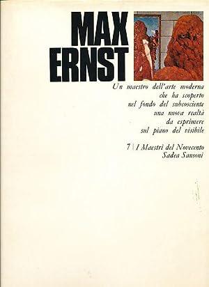 Max Ernst. I Maestri del Novecento .: Ernst, Max: