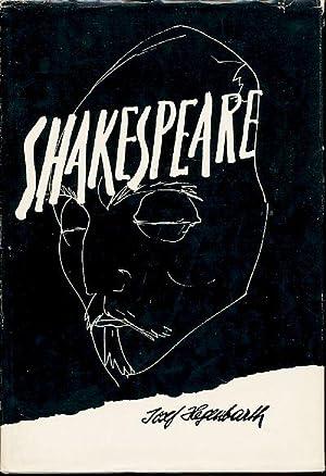 Zeichnungen zu fünf Shakespeare-Dramen. Mit Erl. u.e. Nachw. von Wolfgang Balzer.: Hegenbarth,...