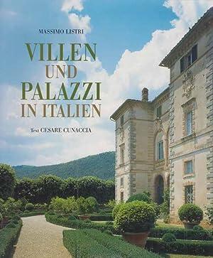 Villen und Palazzi in Italien. Massimo Listri.: Listri, Massimo und