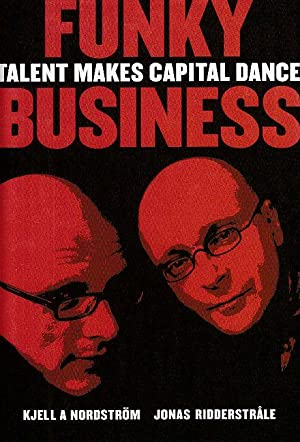 Funky Business. Talent Makes Capital Dance.