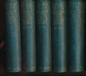 Terje Vigen Henrik Ibsen Abebooks