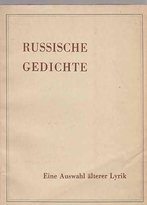 Puschkin Die Gedichte Russisch Zvab