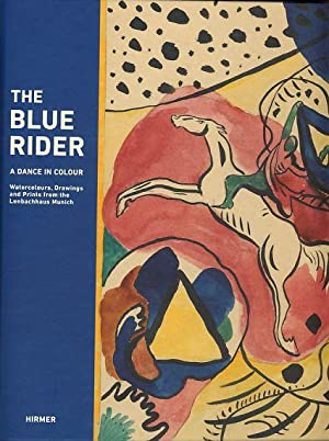 """The Blue Rider"""". Watercolours, drawings and prints: Hoberg, Annegret and"""