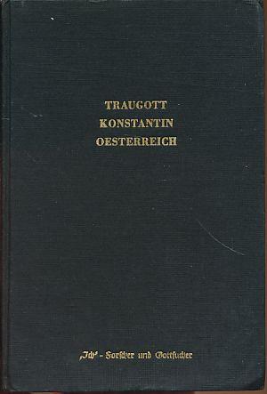"""Traugott Konstantin Oesterreich. """"Ich""""-Forscher und Gottsucher. Lebenswerk u. ..."""