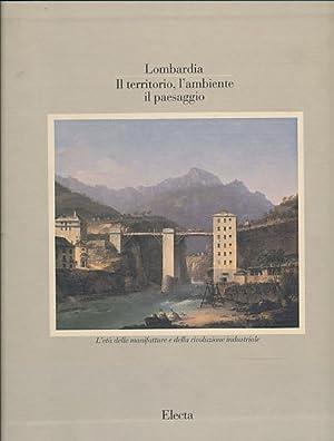 Lombardia, il territorio, l'ambiente, il paesaggio.: Pirovano, Carlo (Ed.):