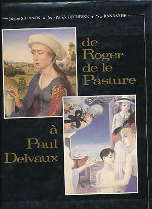 De Roger de le Pasture à Paul: Duchesne, Jean-Patrick, Yves